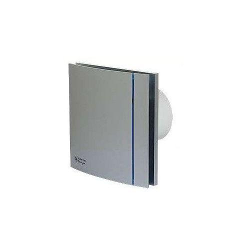Wentylator łazienkowy cichy Silent Silver Design 100 CRZ - Timer