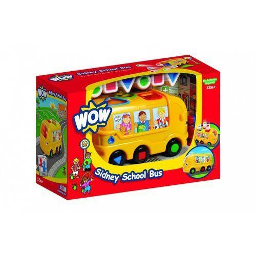 Szkolny autobus sidney marki Wow toys