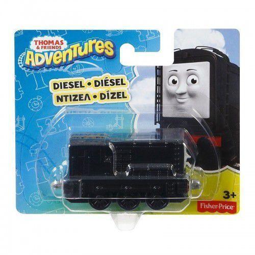 Fisher Price Mała lokomotywa Tomek i Przyjaciele Adventures- Diesel