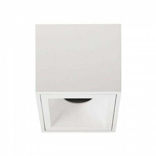Oxyled Crosti pero sq tube biała gu10 wys. 9,5cm. home&decor downlight 459154