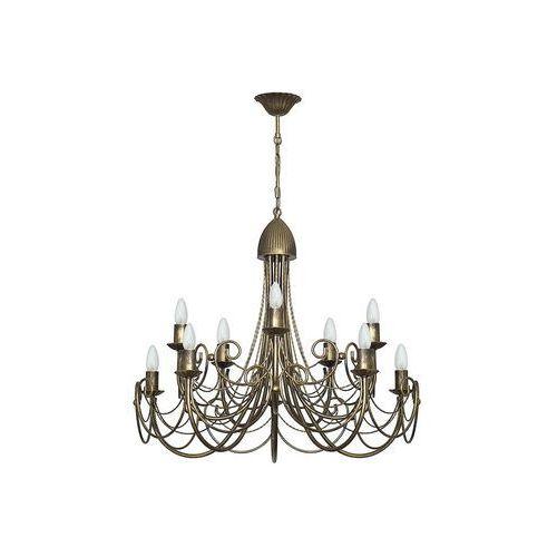 Luminex Lampa wisząca palace 10xe14/60w/230v