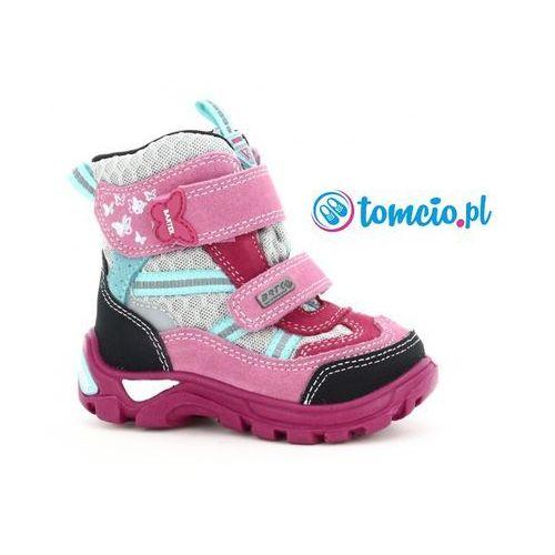 Buty śniegowce zimowe Bartek 91928/61X - membrana TEX - sprawdź w wybranym sklepie