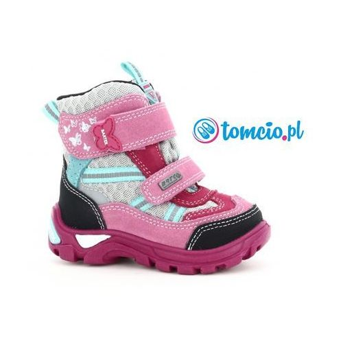Buty śniegowce zimowe Bartek 91928/61X - membrana TEX