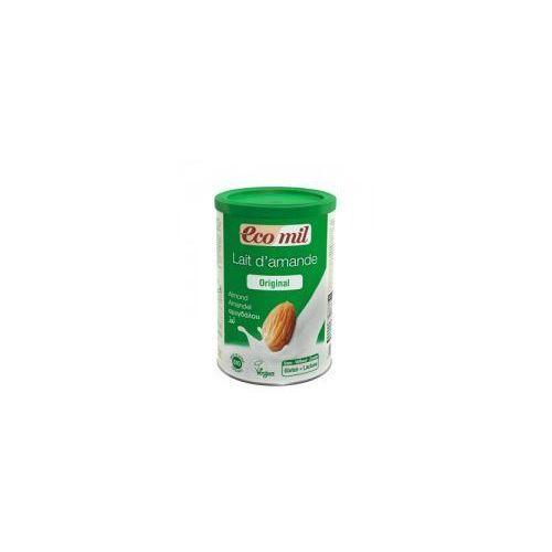 Ecomil Napój, mleko migdałowe instant bio 400 g (8428532160313)
