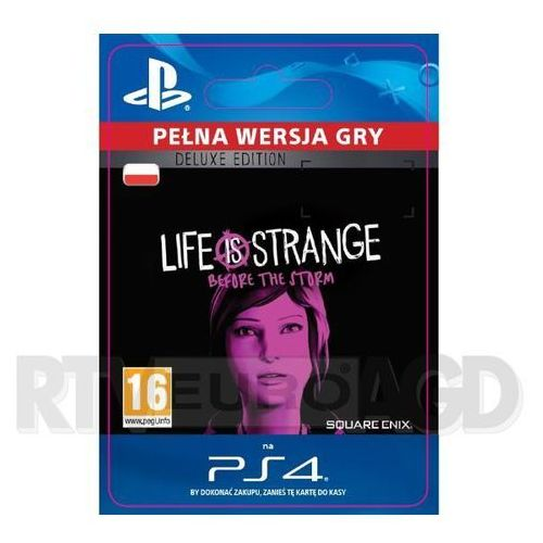 OKAZJA - Life is Strange Before The Storm (PS4)
