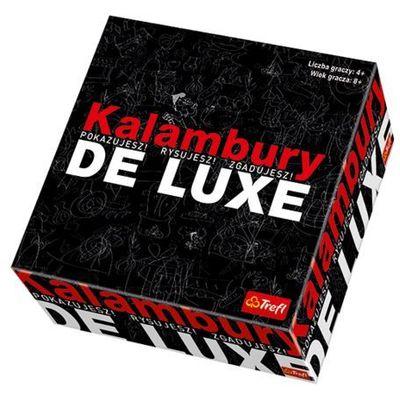 Gra kalambury de luxe 01016 marki Trefl