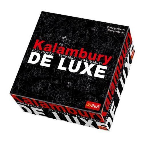 Gra TREFL Kalambury De Luxe 01016 - OKAZJE