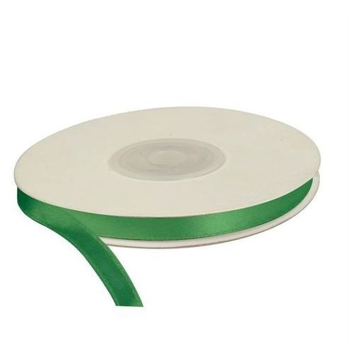 Wstążka zielona jasna 25m dł x 6mm szer, CRAFT-FUN - jasno-zielony (5907437671306)