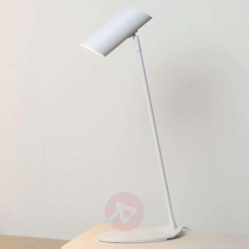 Lucide 19600/01/31 - Lampa stołowa HESTER 1xGU10/7W/230V biala