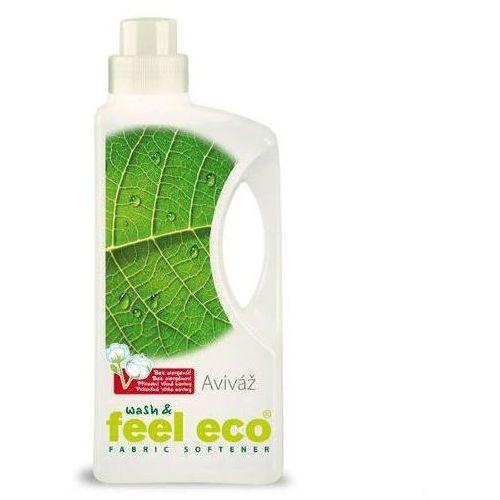 FEEL ECO płyn zmiękczający do tkanin o zapachu bawełny 1 litr, FEC-006