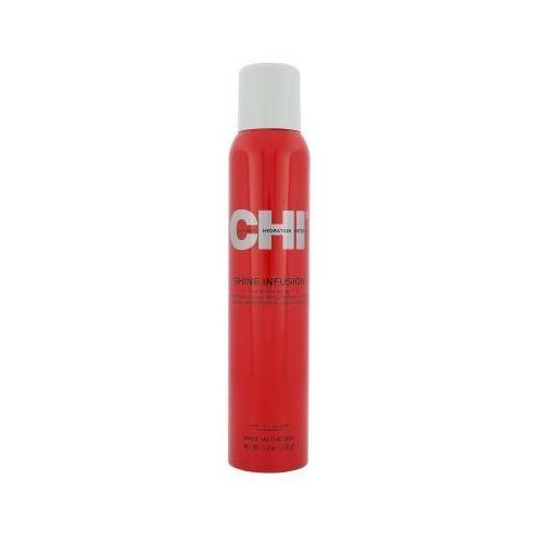 Farouk Systems CHI Shine Infusion Hair Shine Spray na połysk włosów 150 g dla kobiet