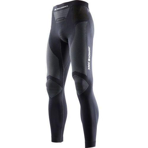 speed running evo spodnie do biegania mężczyźni czarny xl 2018 legginsy do biegania marki X-bionic