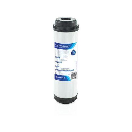 Wkład węglowy do filtra 10 kdf marki Klarwod