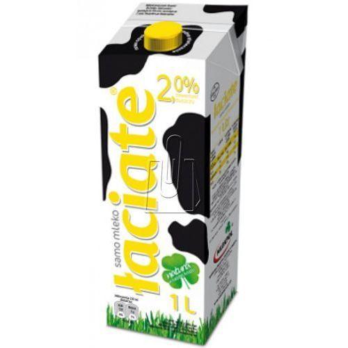 Mleko  2% 1l od producenta Łaciate