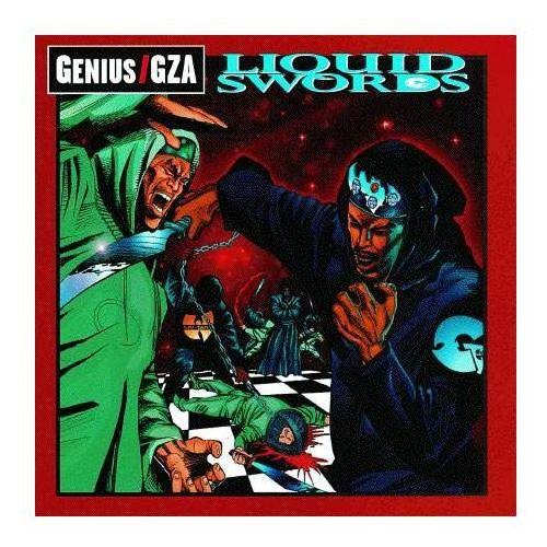 Liquid Swords - Genius, Gza (Płyta CD), 4248132