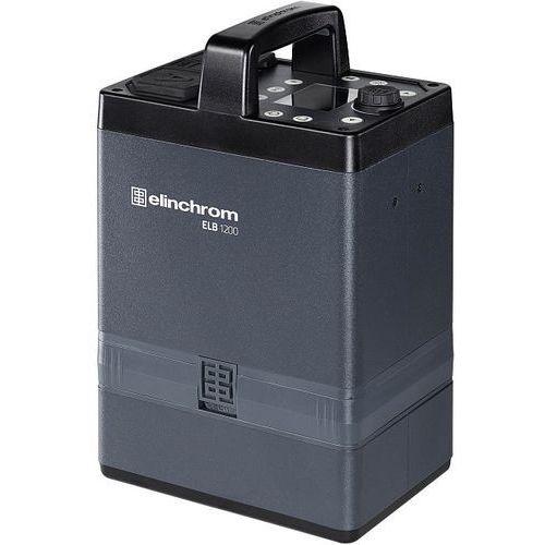 Elinchrom Generator ELB 1200 + bateria Air 90Ws, ELI 10289.1