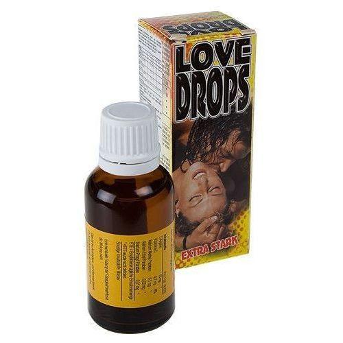 Love drops extra stark! maksymalna siła działania marki Cobeco
