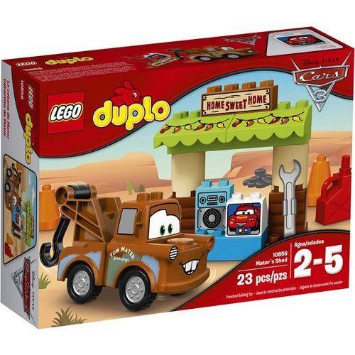 Lego DUPLO Szopa złomka mater's shed 10856 rabat 4%
