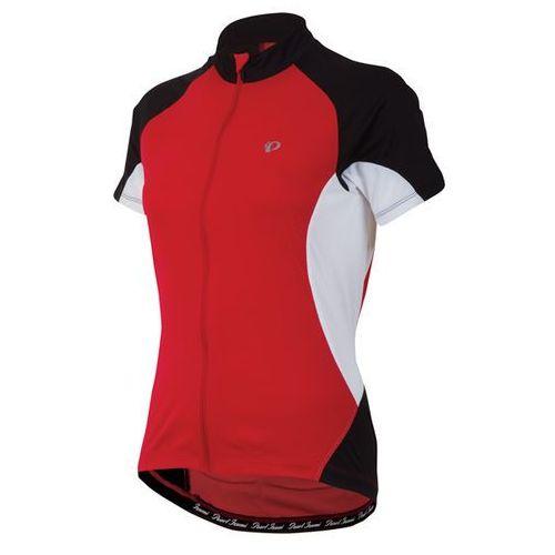 Pearl izumi symphony - damska koszulka rowerowa (czerwony/crimson)