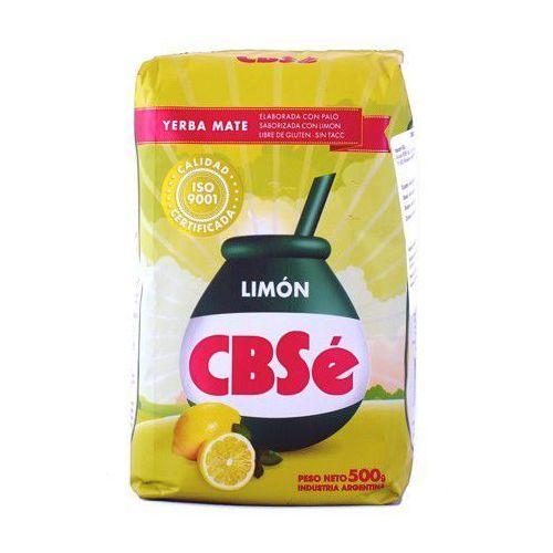 Cbse limon 0,5kg (cytrynowa) yerba mate marki Intenson