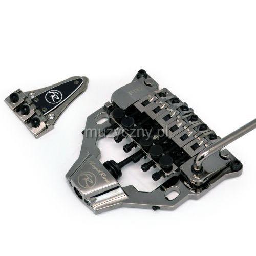 Floyd Rose FRX Tremolo system, Black Nickel