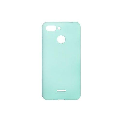 Xiaomi Redmi 6 - Mercury Goospery Soft Feeling - miętowy