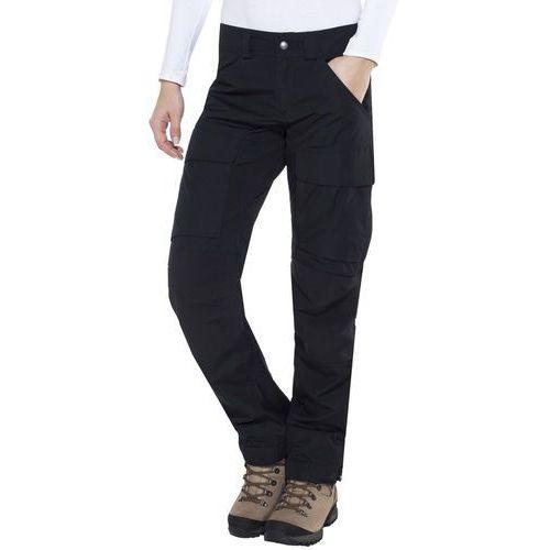 Lundhags Authentic Spodnie długie Kobiety czarny 40 2018 Spodnie turystyczne (7318731316851)