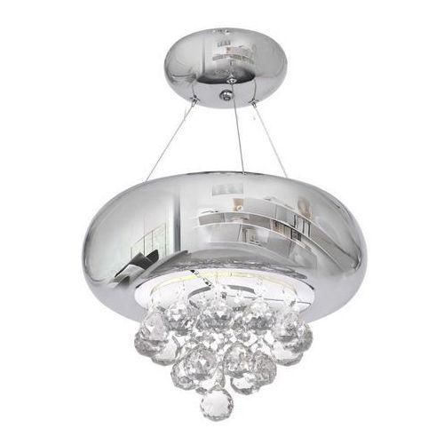 LUX CHROME lampa wisząca LED 18W, M859