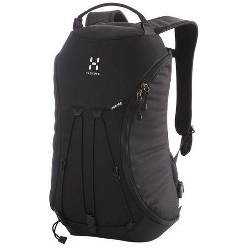 Haglöfs Corker Medium Plecak 18 L czarny 2018 Plecaki szkolne i turystyczne (7318840614671)