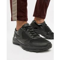 ASOS DESIGN trainers in black with chunky sole - Black, kolor czarny