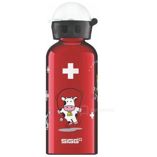 Sigg Kids Funny Cows butelka / bidon 0.4L dla dzieci - Funny Cows