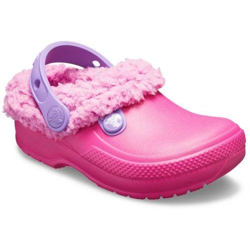 buty classic blitzen iii clog candy pink/party pink 32-33 (j1) marki Crocs