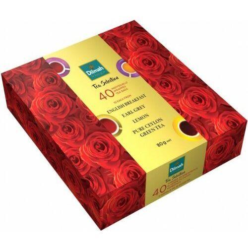 Dilmah Herbata tea selection roses 40 80g (9312631160192)