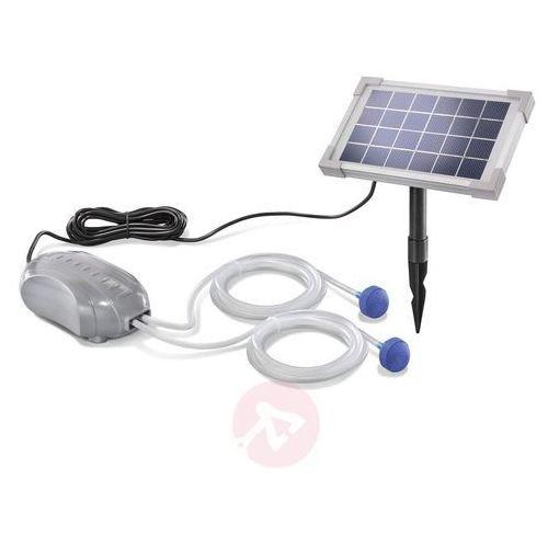 Duo air – solarny napowietrzacz stawu marki Esotec