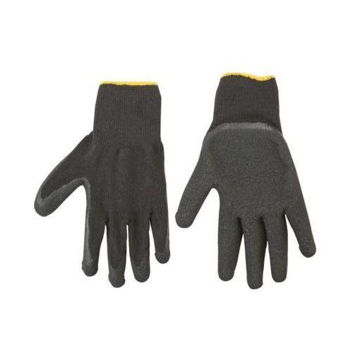 Topex Rękawice robocze czarny (rozmiar 10)