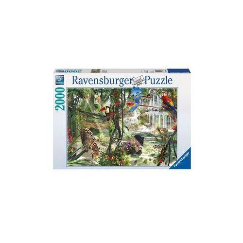 Puzzle Świat dżungli 2000, 5_521530