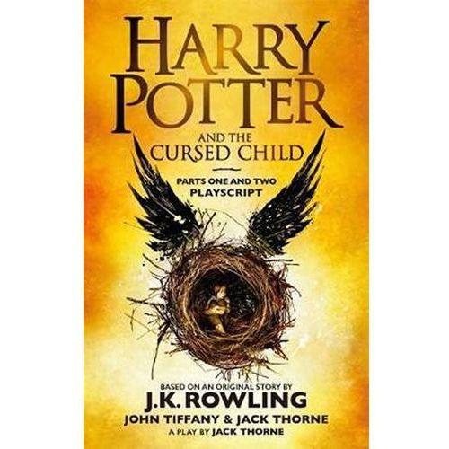 Harry Potter and the Cursed Child - Parts I & II, oprawa miękka
