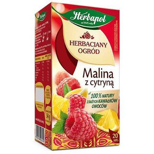 Herbata a20 o. malina-cytryna marki Herbapol