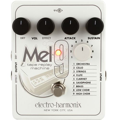 Electro harmonix mel9 tape replay marki Electro-harmonix