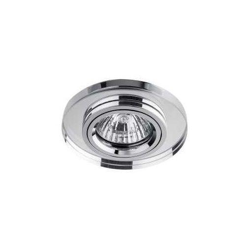 Lampa oprawa sufitowa downlight oczko spot fashion 1x50w gu 5.3 chrom 1148 marki Rabalux