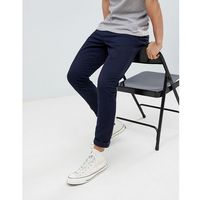 New Look skinny chino in navy - Navy, kolor szary