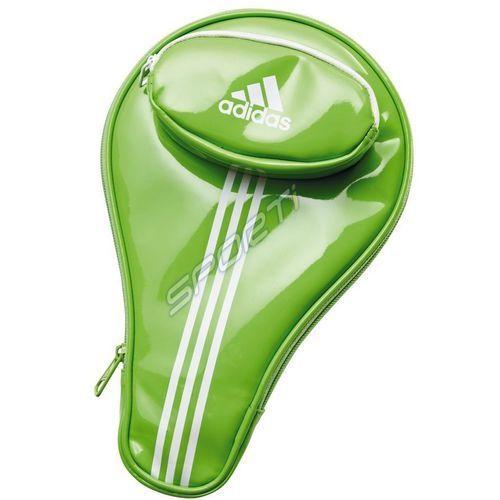 Pokrowiec na rakietę do tenisa stołowego Adidas SINGLE BAG Lime 10828 - Lime