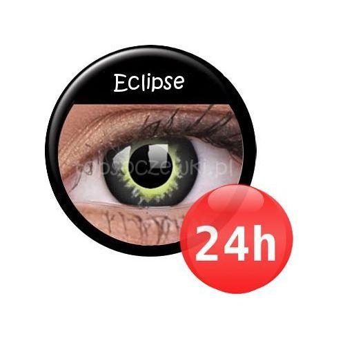 Crazy Wild Eyes - Eclipse - 2 sztuki (soczewka kontaktowa)