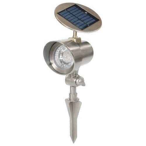 Lampa solarna typu halogen ze stali nierdzewnej marki Solaris