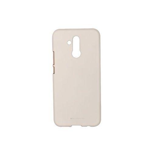 Huawei Mate 20 Lite - Mercury Goospery Soft Feeling - piaskowy róż, kolor różowy