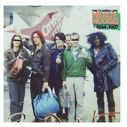 Warner music Heady nuggs 20 years after clouds taste metallic 1994-1997 - the flaming lips (płyta winylowa)