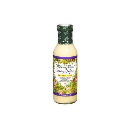 Walden farms  salad dressing honey dijon 355g