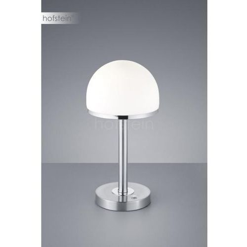 berlin lampa stołowa led nikiel matowy, 1-punktowy - dworek - obszar wewnętrzny - berlin - czas dostawy: od 2-3 tygodni marki Trio