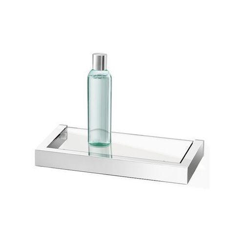 Półka łazienkowa Zack Linea połysk 26 cm