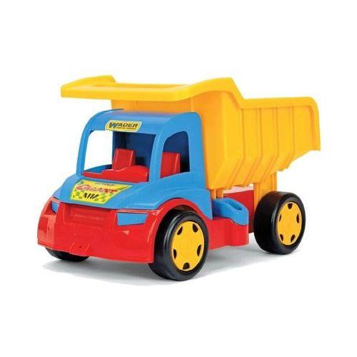gigant auto truck wywrotka 65000 55 cm 1+ marki Wader